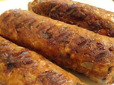 """The """"V"""" Word: Gluten-Free Spicy Italian Sausage, Part II"""