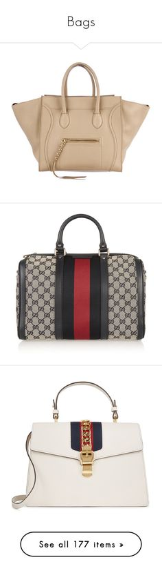 """""""Bags"""" by mictlantecuhtli ❤ liked on Polyvore featuring bags, handbags, tote bags, celine, accessories, totes, grey, leather man bags, gray leather tote and leather tote handbags"""