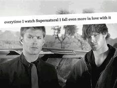 SupernaturaL <3 true..