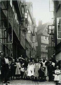 Hamburg, 1900