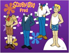 Scooby-Doo dolls - Fred by EternallyOptimistic on DeviantArt