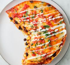 Chicken Enchilada Pie Is Like Nothing You've Seen BeforeDelish