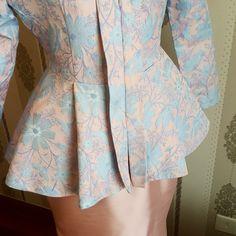 Fashion inspiration board inspired outfits blouses ideas for 2019 Kebaya Peplum, Kebaya Hijab, Kitenge, Kebaya Modern Dress, Classy Photography, Fashion Designer Quotes, Model Kebaya, Batik Fashion, Blouse Outfit