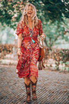5347202ca7396b 57 beste afbeeldingen van Boho Jurk - Gypsy Style