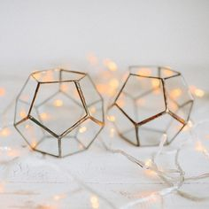 Small dodecahedrons 💫