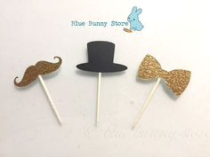 Welcome to Blue Bunny Store    *** Use code FREESHIPPING to receive free shipping on all orders over $25 ***    This listing is for 4 gold glitter