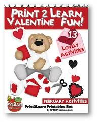 Enter to WIN Valentine Fun (Math & Literacy)! Enter for your chance to win 1 of 5. VALENTINE FUN (13 Math & Literacy) Printables for February  (111 pages) from RFTS PreK-Kindergarten on TeachersNotebook.com (Ends on on 01-24-2016) February Valentine Fun has 13 Valentine Day activities that will keep the children engaged all the way to Valentine's Day!!  Loaded with fun activities to help teach and/or reinforce prekindergarten and kindergarten skills. The Valentine Fun packet includes 13…