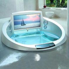 futuristic bath   future is now, luxury jacuzzi, luxury, bath, tub, futuristic, future ...