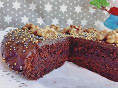 Bizcocho de chocolate en sartén paso a paso | Cocina