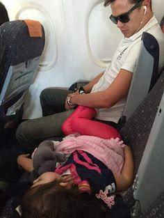 Voe Gol Confort - viajando com crianças