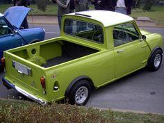 Austin Mini S Pick up