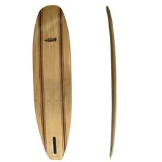 "Performance Longboard x 22 "" Wooden Surfboard, Surfboards, Gallery, Handmade, Design, Hand Made, Roof Rack, Skateboards"