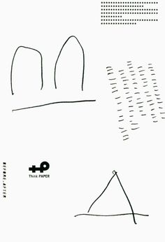 Japanese Poster: Before_After. Think Paper 5. 2011 - Gurafiku: Japanese Graphic…