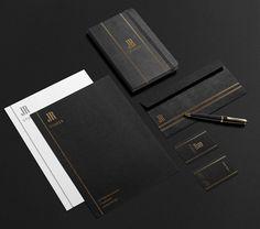 Business Card design for JR Studio