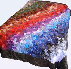 Cherry Schacher #accshow #accwholesale #quilt #textiles #fiberart #handmade