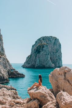 CAPRI TRAVEL GUIDE, ITALY – Takeoff with love