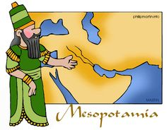 Smartboard Lesson Plans for  mesopotamia Maps | Ancient History Grade 6 Lesson Plans to Support Instruction