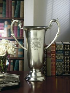 HOME DECOR – TROPHY CUP – The Enchanted Home: Late week random musings.