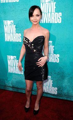 Christina Ricci - MTV Movie Awards 2012