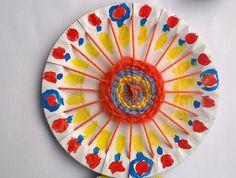 Színes szövés - Játsszunk együtt! Crafts For Kids, Arts And Crafts, Fall, Autumn, Preschool, Plates, Tableware, Blog, Education