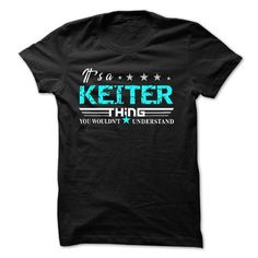 I Love If your name is KEITER then this is just for you Shirts & Tees