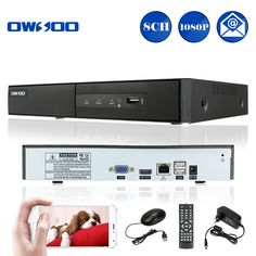 Cctv Nvr Onvif Hd/vga/rca Output 16 Channel Network Nvr Recorder For Ip Camera Support Phone View Home Security Alarm System, Camera Prices, Cctv Security Cameras, Home Safety, Camcorder, Space Saving, Free Shipping, Channel, Electronics Gadgets