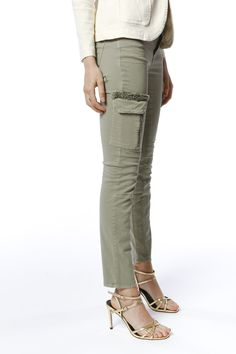 Cinque Tasche Cargo Mason's Donna modello Sandy - Masons
