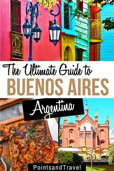 17 Best Things to do in Buenos Aires. This is a complete guide to help you plan your trip to Buenos Aires. Here is my list of best things to do in Buenos Aires Visit Argentina, Argentina Travel, Tango, South America Destinations, South America Travel, Travel Destinations, Holiday Destinations, North America, Machu Picchu