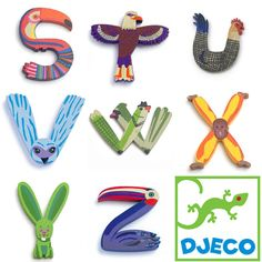 letter a ideas free animal themed alphabet letters early learning 6827