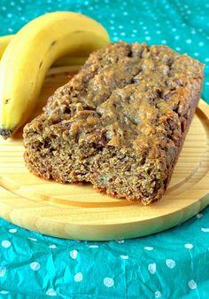 wheat chocolate chunk roasted banana bread more loaf cakes chocolate ...