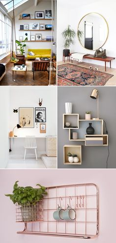 ways to use a lifestyle wall