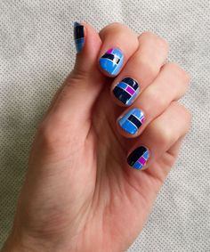 These Nail Wraps Will Make Your November Way Prettier #refinery29