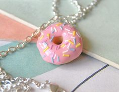 Donut Necklace by Madizzo on DeviantArt