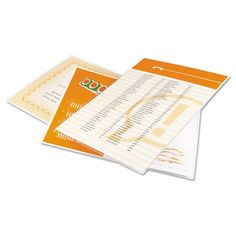 Swingline GBC Economy Thermal Laminating Pouches 3 mil 11 1/2 x 9 200/Box