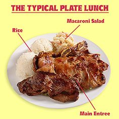 L chicken katsu plate lunch would be my death row last meal. It's a Hawaii thing.