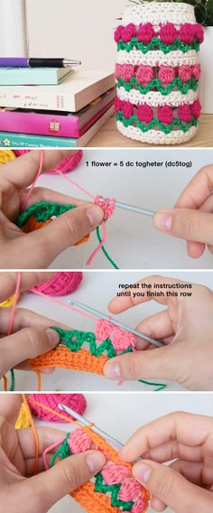 334 besten Muster Bilder auf Pinterest in 2018 | Crochet for kids ...
