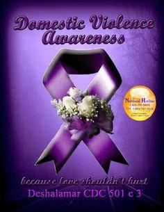 Domestic violence awareness Deshalamar.org