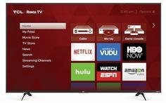 TV 4K DA ROKU - As televisões 4K já são uma realidade --o 4K significa que a imagem é quatro vezes melhor do que o já disseminado Full HD. Na última CES, os principais expositores afirmaram que a tecnologia será a tendência dos aparelhos mais modernos daqui para frente. Na CES 2016, a Roku, empresa famosa por oferecer aparelhos televisivos voltados para filmes em streaming, afirmou que passará a vender TVs 4K com essa tecnologia no fim deste ano, em parceria com a empresa chinesa TLC