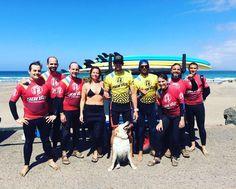 An #epic #day of #surf in #Lanzarote.  All #learners #wanting more !!! #Surfcamp @lasantaprocenter #surfcamplanzarote #lasantasurf #school #surfschoollanzarote #surfschule #escueladesurf #surflessons #surfschool #lanzarotesurf #surflanzarote #surfcanarias #islascanarias #surfcampcanaryislands #islascanarias #playa de #Famara #famarabeach #playadefamara #escuelaoficialdelasantasurf #lasantasurfprocenter #procenterlasantasurf #lasantaprocenter #surfenfamara #surfcoach @albert_lasantasurf…