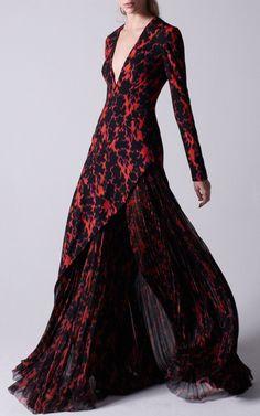 J. Mendel Pre-Fall 2015 Trunkshow Look 14 on Moda Operandi