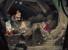 Disney snow white diamond snow white and the seven dwarfs