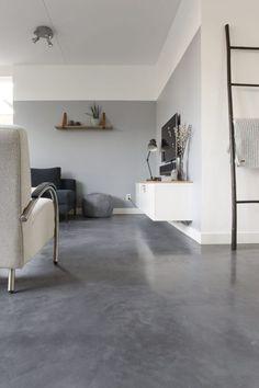 Comfy Bathroom Floor Design Ideas - Bathroom Ideas - lmolnar - Best Design and Decoration You Need Living Room Grey, Home Living Room, Living Room Designs, Living Room Decor, Apartment Interior, Living Room Interior, Floor Design, House Design, Grey Interior Design