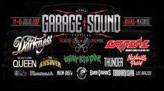 Entrevista a los organizadores del Garage Sound Fest y muestra de la pla...