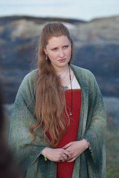Innvielsesfest i Trondheim Vikinglag (Vikingsnitt)