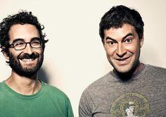 The Duplass Brothers, creadores, productores, guionistas y directores de Togetherness.
