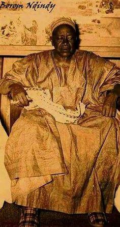 Serigne fallou mbacké fils de cheikh ahmadou bamba