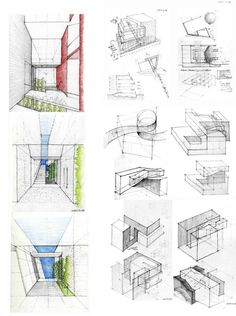 (2) drawing architecture | Tumblr