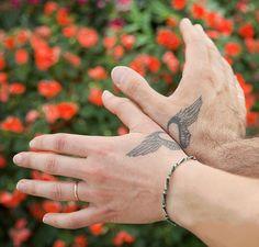 Tatuagens mais criatide casais