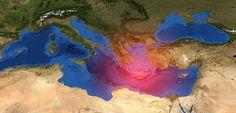 Das Gebiet um Kreta ist erdbebengefährdeter als bisher angenommen.