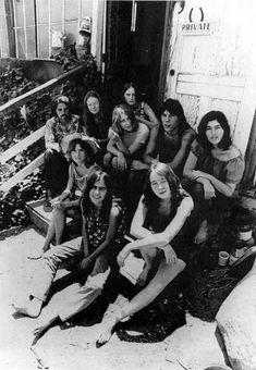 The Manson Family.
